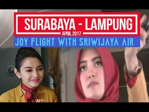 JOY FLIGHT -  Satu-satunya Penerbangan Langsung Surabaya - Lampung PP