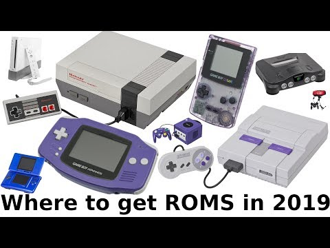 Where to download Nintendo Roms in 2019