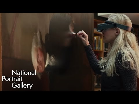 "Conservation of the ""Lansdowne"" Portrait of George Washington"