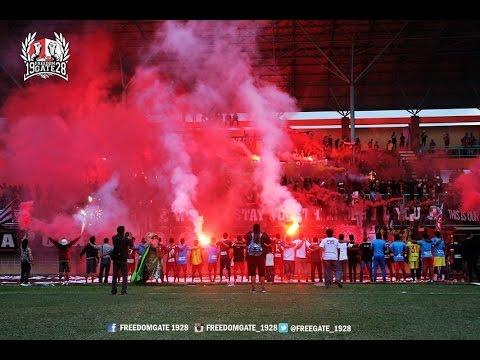 Freedom Gate 1928 @ PSBI BLITAR Vs Madiun FC (6.8.2016)