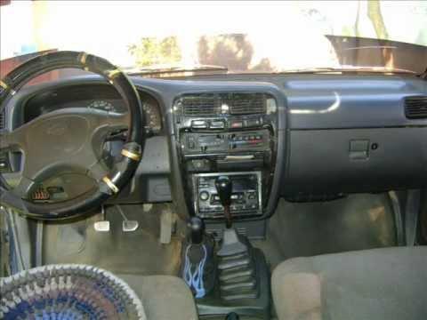 My 1995 Nissan Pathfinder Wmv Youtube
