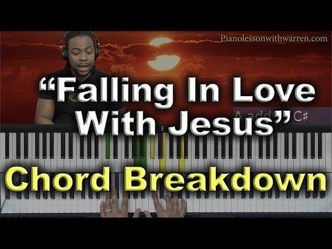 52 Falling In Love With Jesus Chord Breakdown Youtube