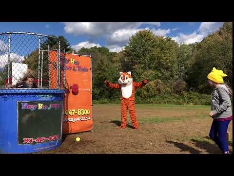 Hemenway Elementary School staff gets dunked