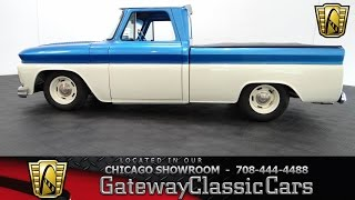 1964 Chevrolet Pickup Gateway Classic Cars Chicago #800