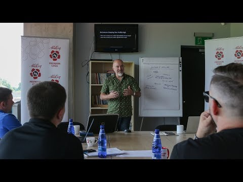 Kogukonnajuhtide seminar Tartus: Mark Bradley