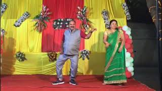 Famous Sanjeev Shrivastava's dance on two Songs.