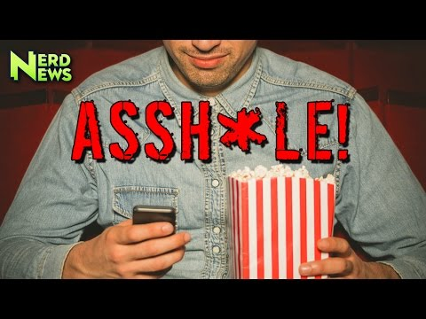 AMC Lets You TEXT IN THEATRES?!