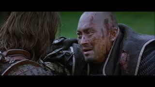 Лучший момент из фильма Последний самурай!