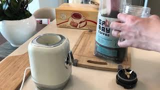 커피 그라인딩 쉽게하는…