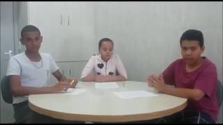 EMEF Julio de Mesquita Filho - Projeto Alimentação Saudável