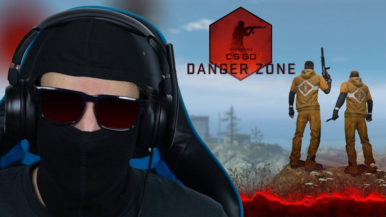 BATTLE ROYAL V CSKU! | CS:GO DANGER ZONE