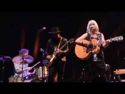 Emmylou Harris at the Adrienne Arsht Center