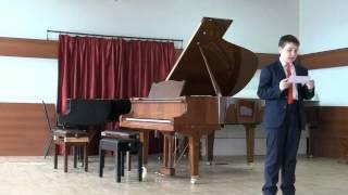 II Открытый музыкально-теоретический конкурс нового типа