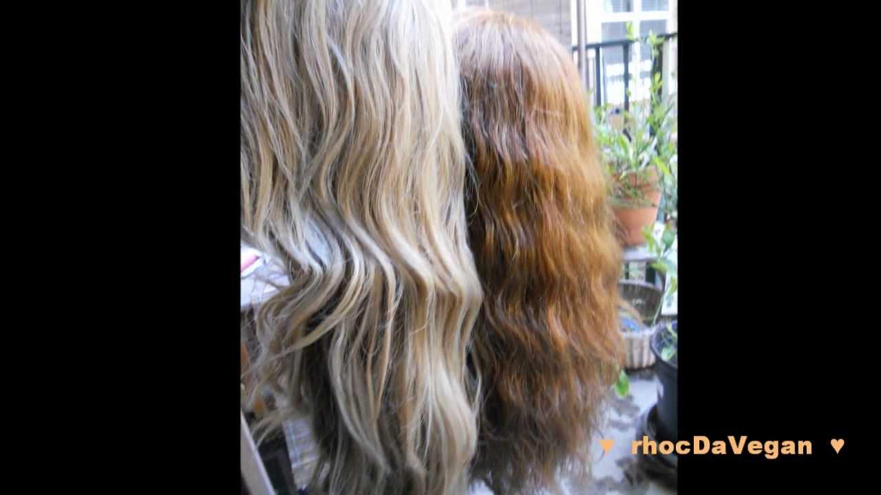 Hicolor Hilights Dark To Blonde Loreal