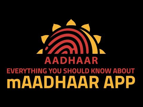 mAadhaar App: 5 Things You Need to Know