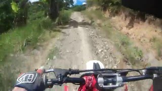 BackGate Single Track riding -  Mulao, Compostela , Cebu - 2t  Husky - Jan2016 FILE4182