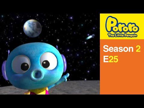 [Pororo S2] #25 Eddy on the Moon