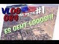 VLOG 084 USA Spezial #1 | Es geht los | Las Vegas Baby | Erstes Hotel