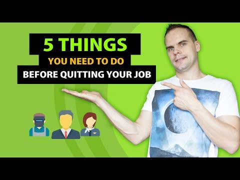5 Things You Need to Do Before Quitting Your Job to Freelance