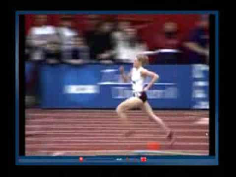 NCAA DII Women's Mile Part Two