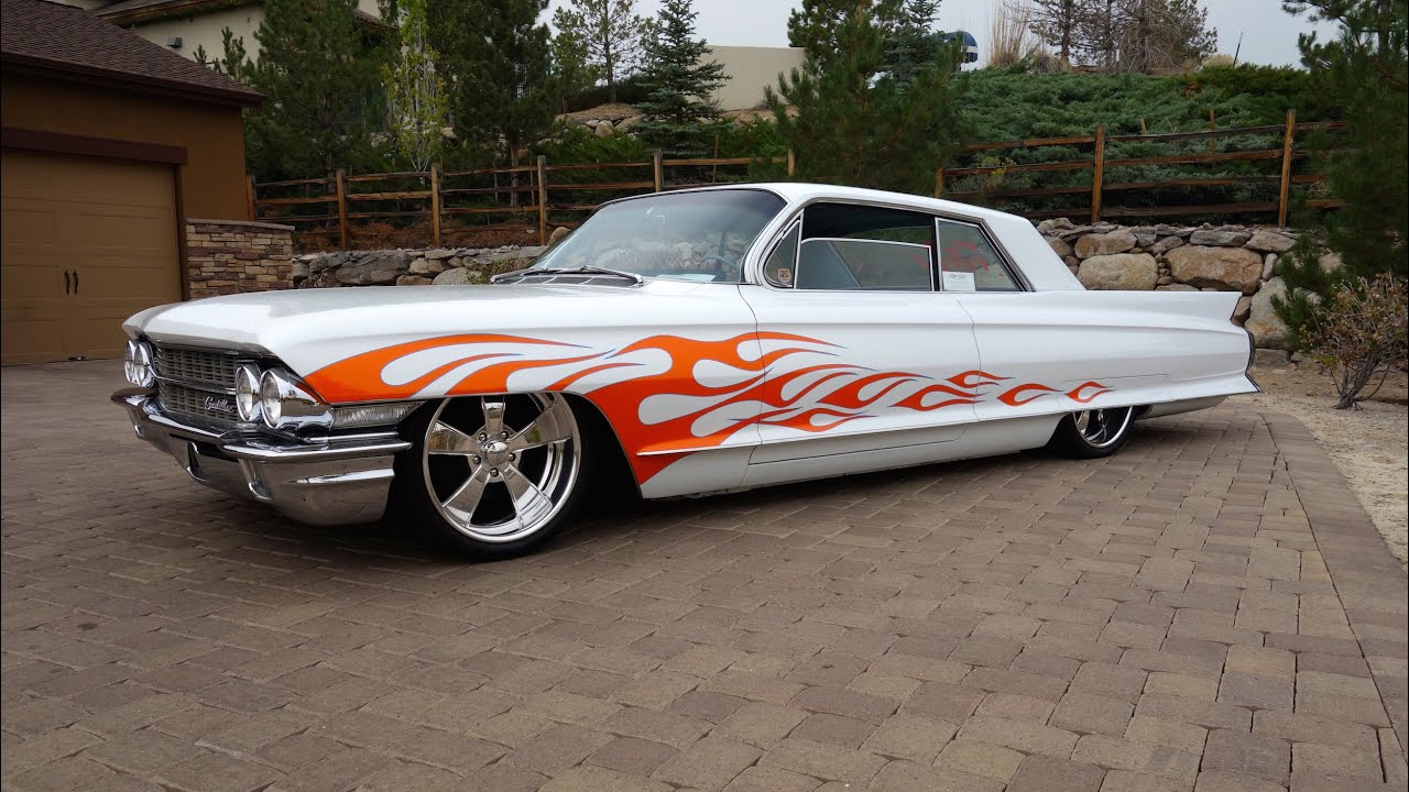 1962 Cadillac Coupe de Ville Custom SOLD - YouTube