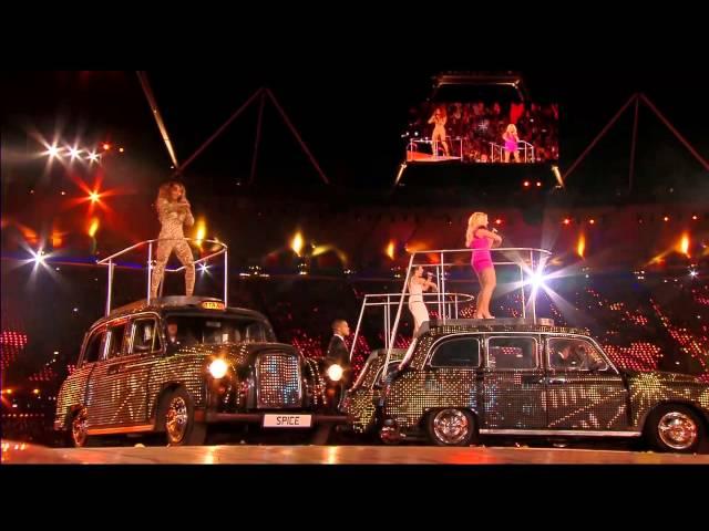 Spice Girls Olympics Video edit
