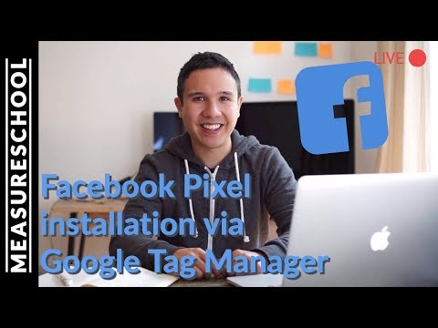 Facebook Pixel Tracking With Gtm Version