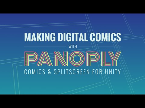 Making Digital Comics With Panoply: Tutorial