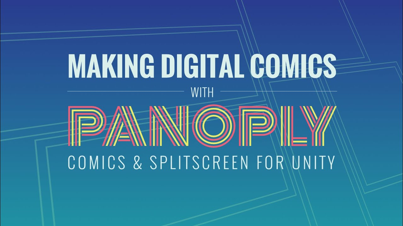 Opertoon | Panoply: Comics & Splitscreen for Unity