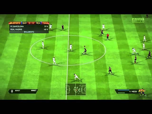 FIFA 14 Demo Xbox one