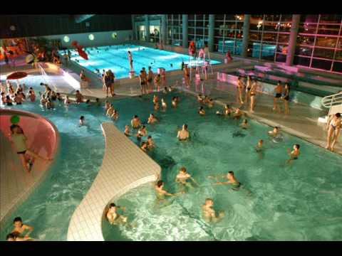 La piscine d 39 equeurdreville se transforme en bo te de nuit - Piscine de la durantiere ...