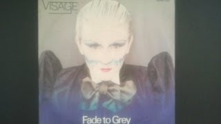 Visage - Fade To Grey HQ HD
