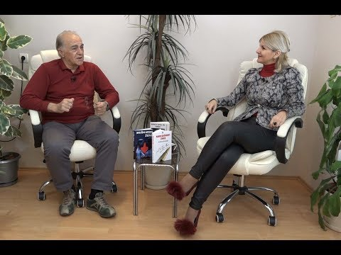Kako sacuvati zivce TV Medicus Prof  dr Jovan Maric -  psihijatar/seksolog