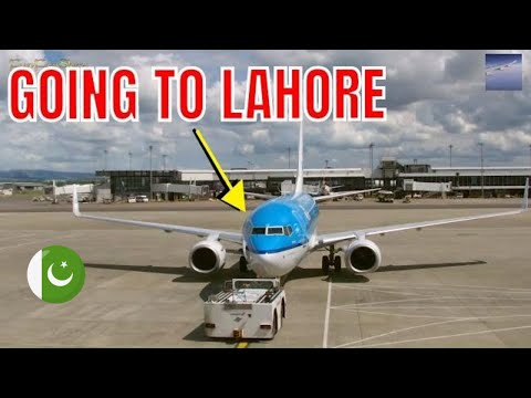 Flying Emirates to Lahore