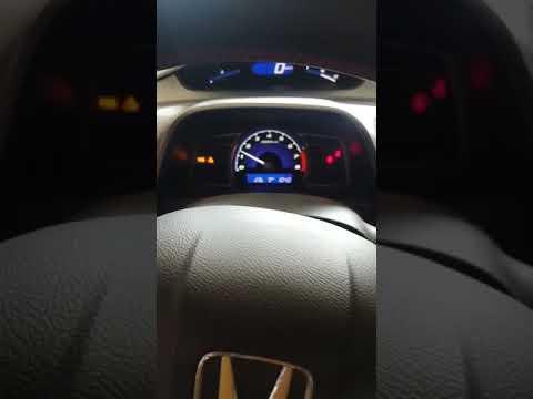 Honda Civic 4d не заводится.
