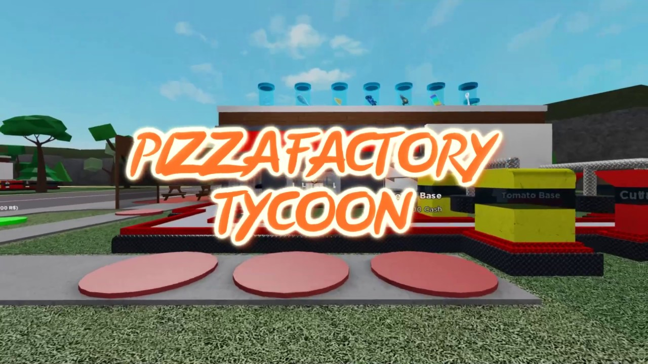 Pizza Factory Tycoon Official Trailer Youtube
