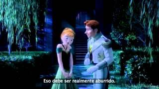 50 Sombras de Frozen Subtitulado