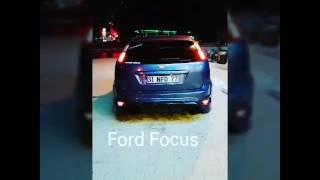 Modifiyeli Ford focus kısa video