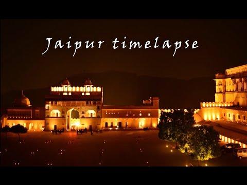 Jaipur timelapse travel vlog