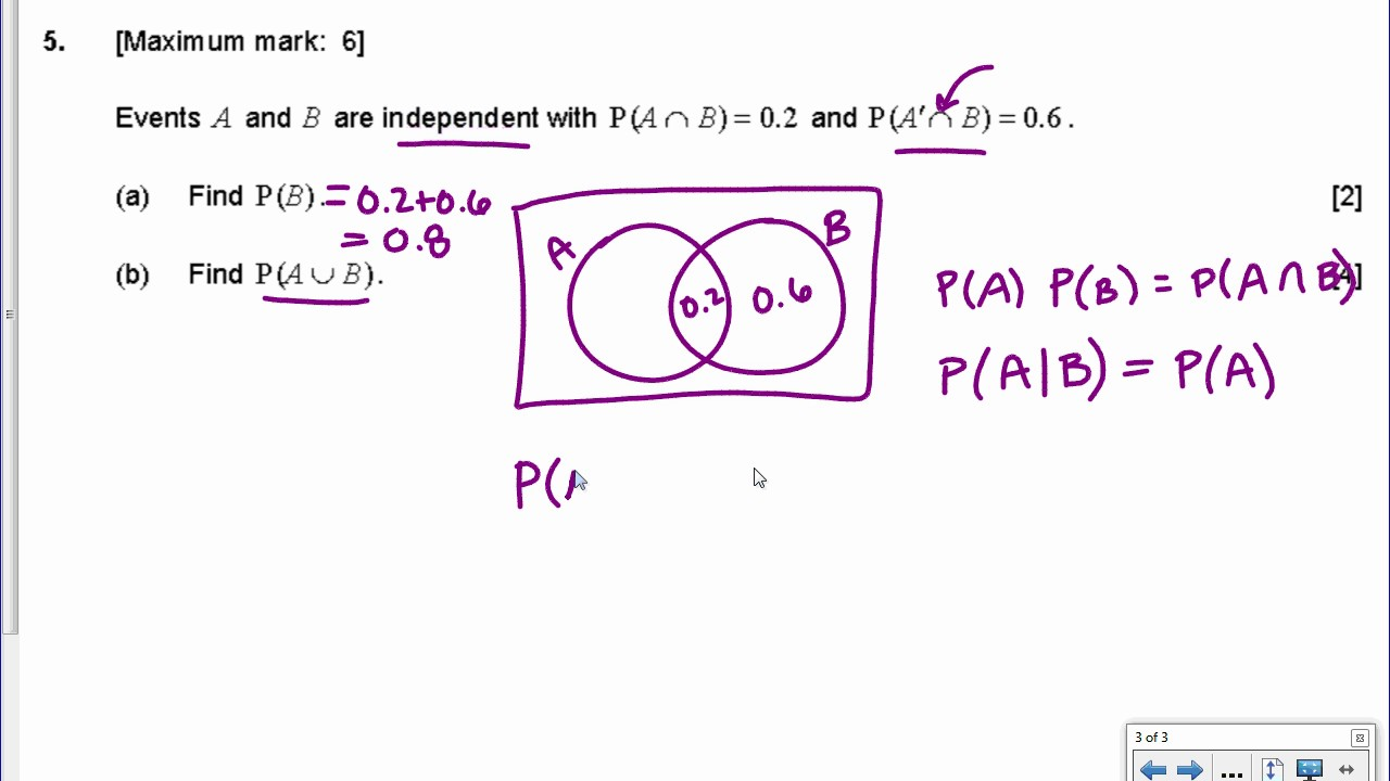 [IB Math SL] Nov 2016 TZ0: Paper 1, Question 5