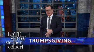 Thanksgiving And Trump
