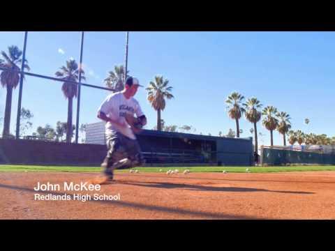 John McKee / Catcher / Redlands High School / Class of 2017 / My Prospect Video