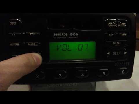 Ford fiesta 6000 CD Aux IN Adaptador De Cable 6000CD MP3 Ipod Iphone Ipad Libre Pins