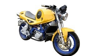 Мото обзор - ИЖ ПС 650 Rotax (moto review)
