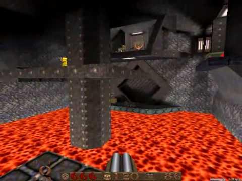 Quake 1 MP2 DoE EP1 ☩ Nightmare 100% ☩ 26:55 by Radix