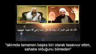 Sünniliğin iflası süper komedi Üstad yasir habib türkçe altyazılı