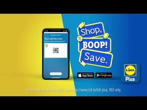 Download The New Lidl Plus Rewards App - Lidl Ireland