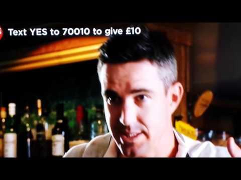 Kevin Pietersen discusses Simon Jones in Comic Relief