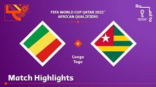 Конго  1-2  Того видео
