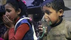 Syrien: Dutzende Tote bei mutmaßlichem Giftgasangriff
